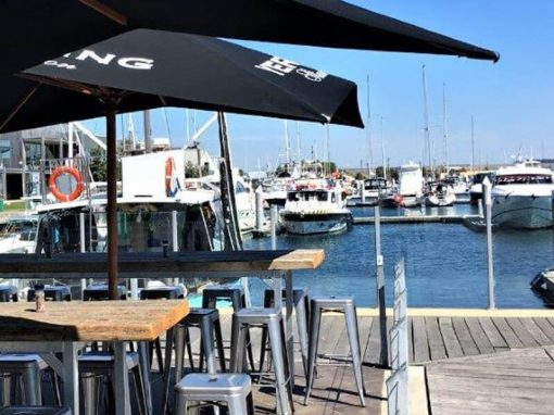 Queenscliff harbour cafés and restaurants